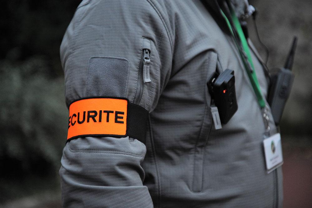Vêtement de sécurité