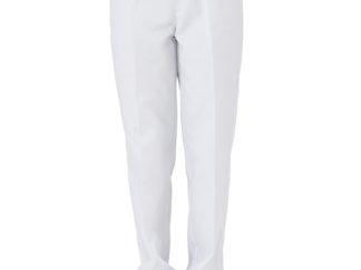 Pantalon infirmier, blanc, noir, mixte