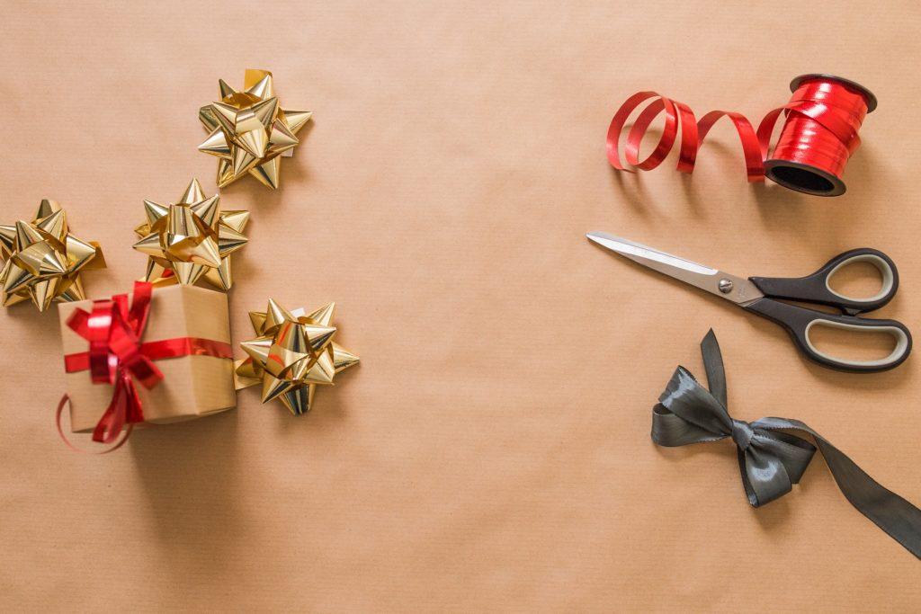 Autour du cadeau